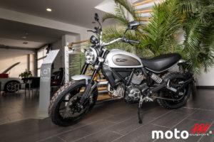 Ducati Scrambler Icon - 2017 - Ducati Cluj - motosuport.ro