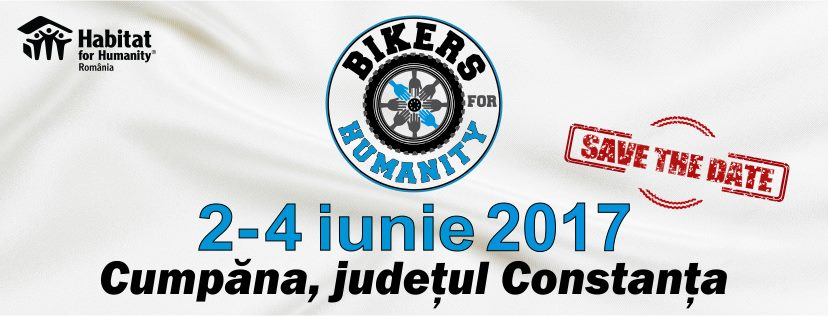 Bikers for Humanity Romania