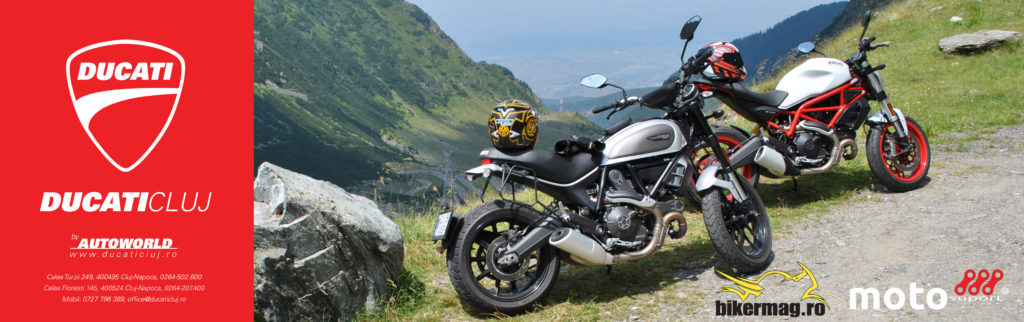 test drive - ducati monster 797 - motosuport