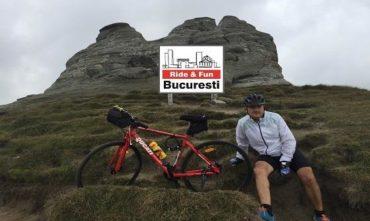 Romania pe bicicleta – Pedalez pentru a darui!