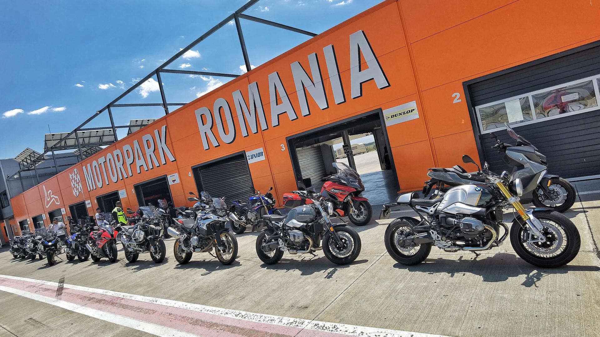 BMW Track Days alaturi de BMW Motorrad Oradea